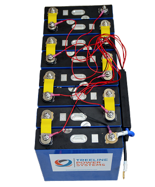 LiFePO4 48V (51.2v) 200ah 10kWh Battery System wIth BMS