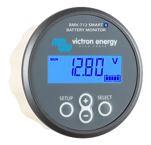Victron Energy BMV-712 Battery Monitor with Bluetooth