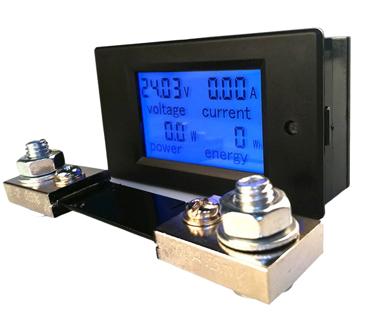 Battery Monitor 100, 200, 300 amp