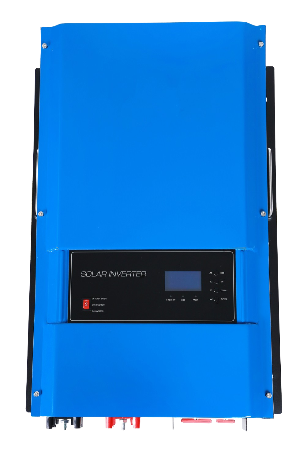 12kW 48V Pure Sine Wave Inverter/Charger/Solar with ATS