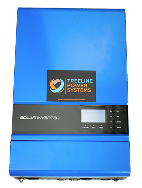3kW Pure Sine Wave Inverter/Charger/Solar with ATS