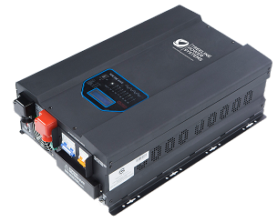 12kW Pure Sine Wave 48V Inverter/Charger with ATS