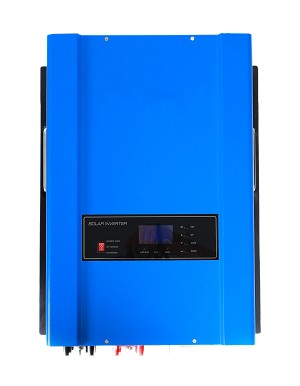 6kW 48V Pure Sine Wave Inverter/Charger/Solar with ATS