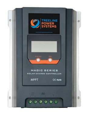 MPPT  150/40 Solar Charge Controller RS485/Bluetooth